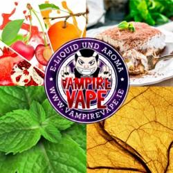 Vampire Vape Liquid Al Flavors
