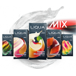 Liqua Mixes Vape Juice